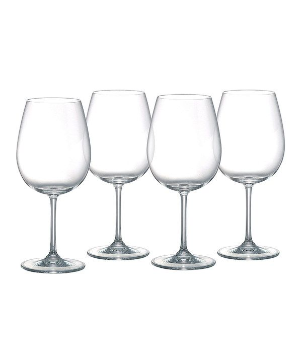 Vintage Full Body Red Wine Gl Set Of Four By Marquis Waterford Zulilyfinds