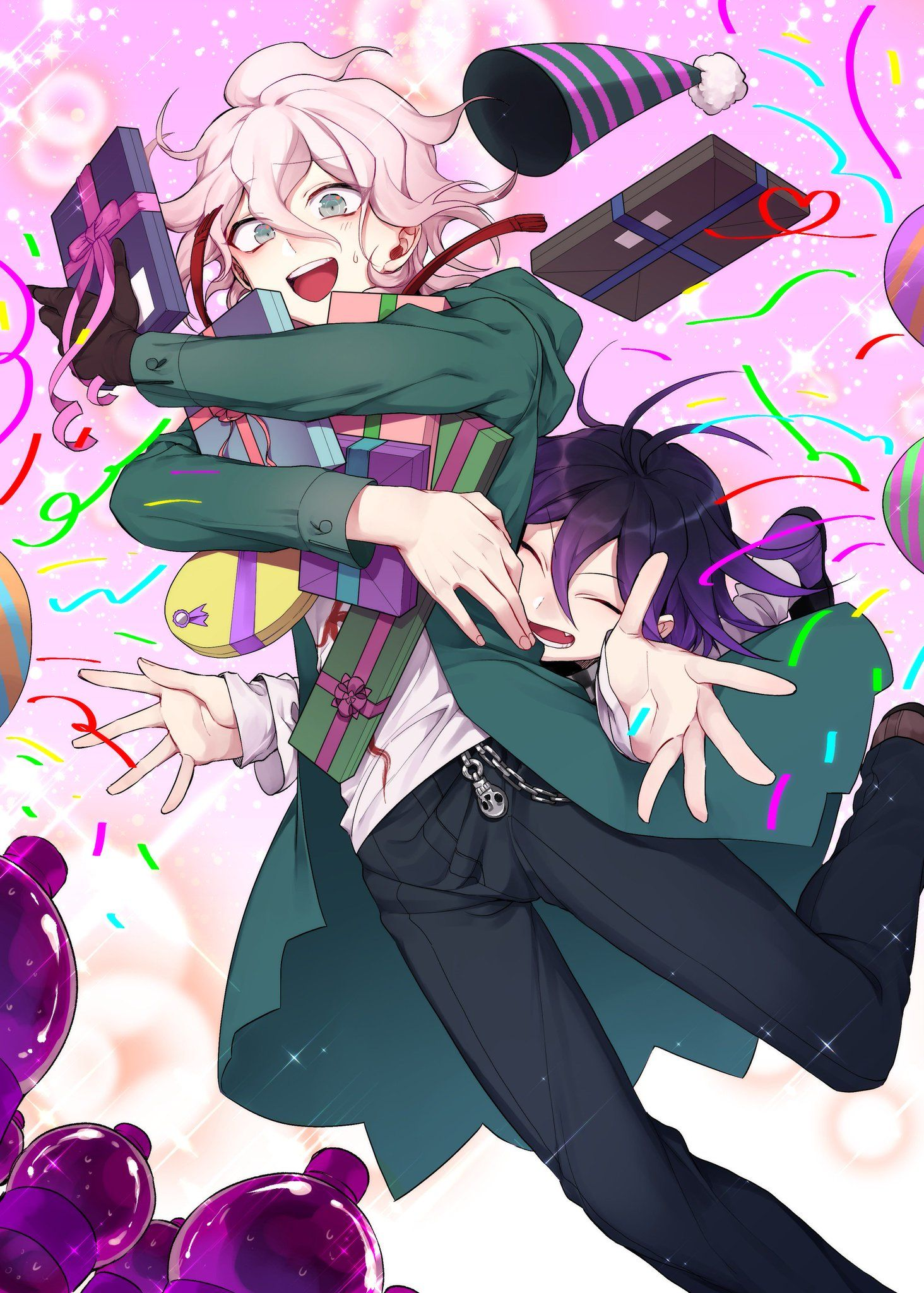 Ghim của MIKA trên Danganronpa Anime, Manga, Dễ thương