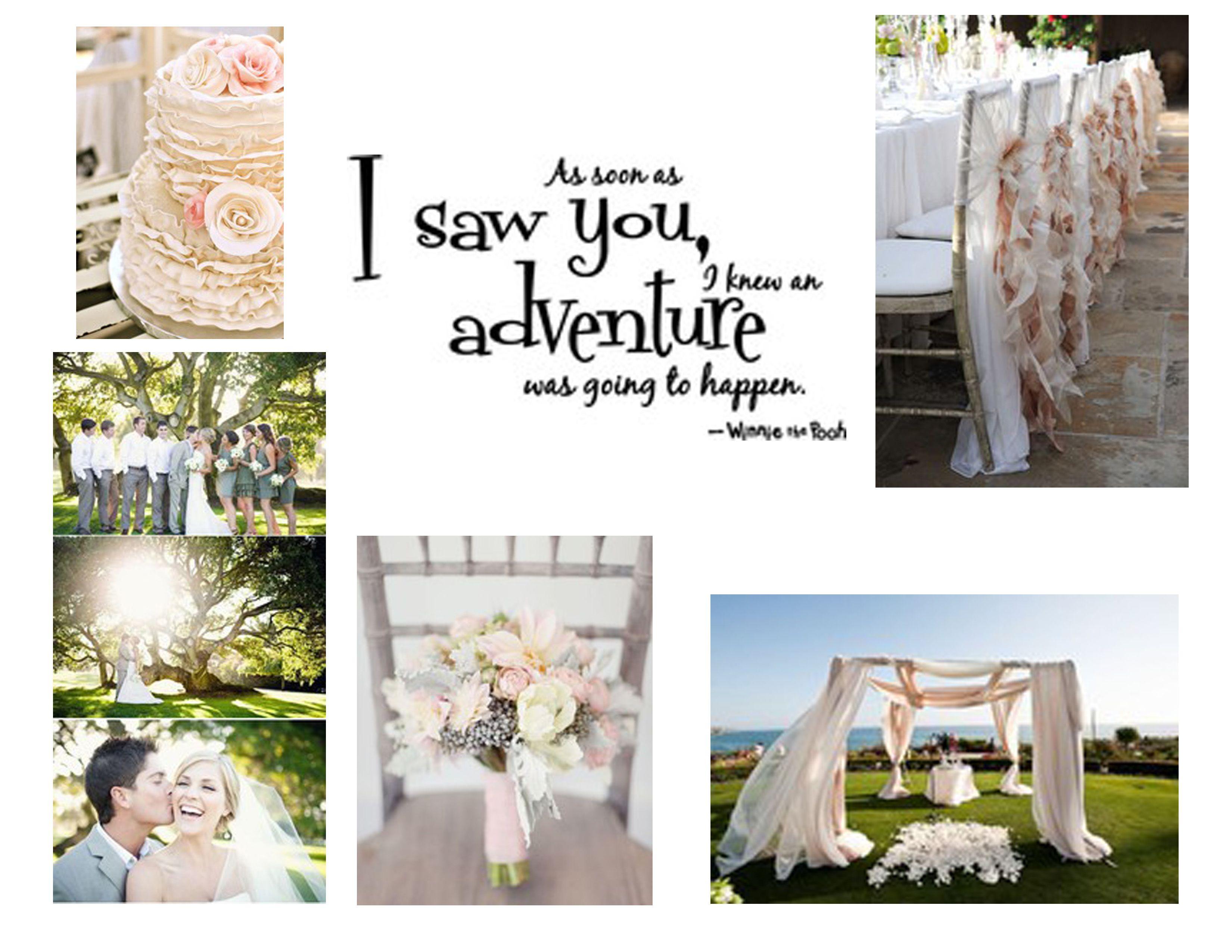 adventure themed wedding - Google Search | Someday.... | Pinterest