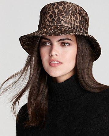 f4a8f0722f4ed Eric Javits Rain Bucket Hat