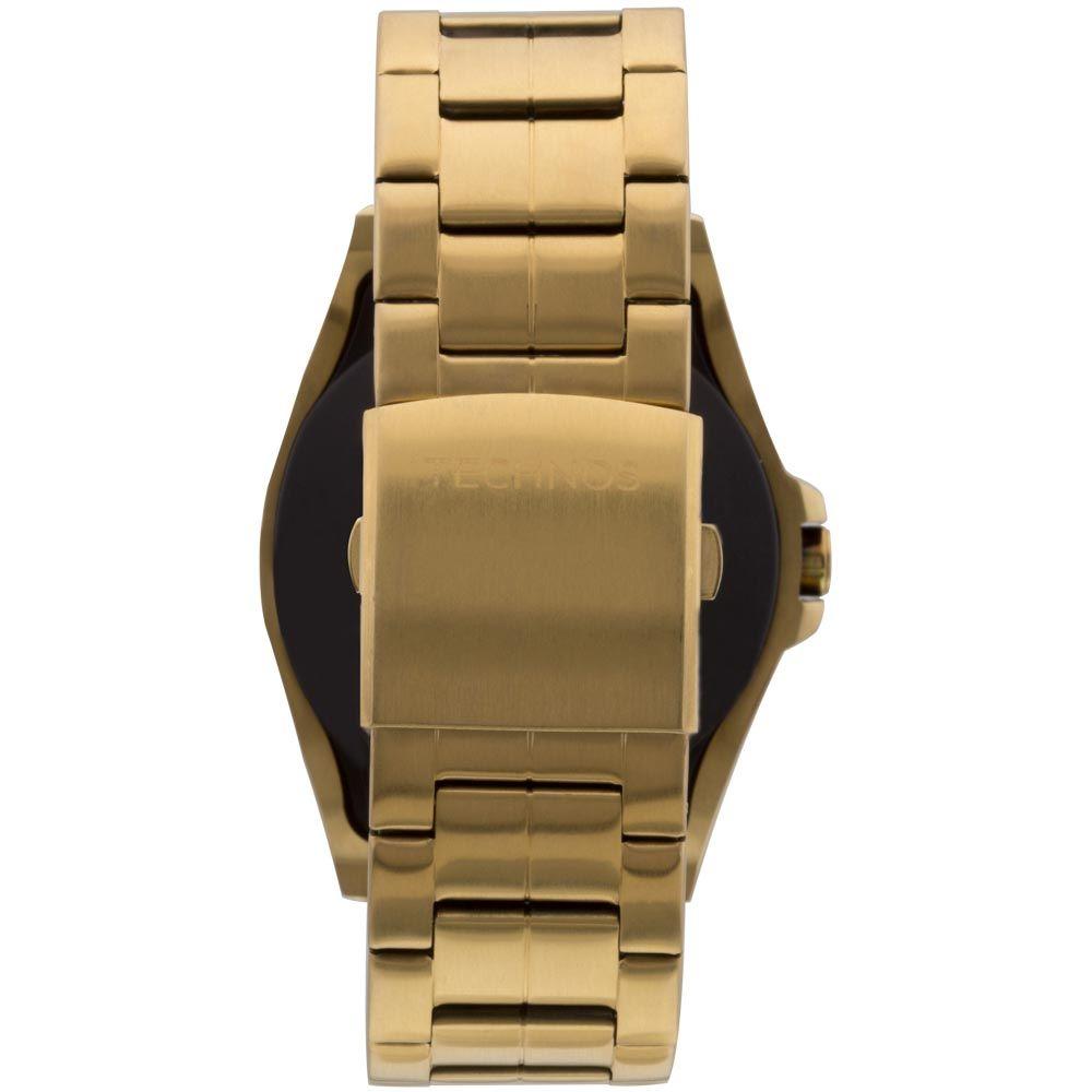 Relógio Technos Connect Dourado SRAB 4P - technos   Relógios Technos ... 13bd227f92