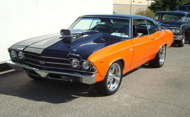 Chevy Chevelle Simular To The Chevy Nova My Older Brother