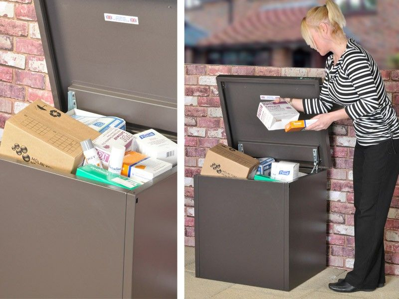 Image Result For Secure Drop Box Parcel Residential