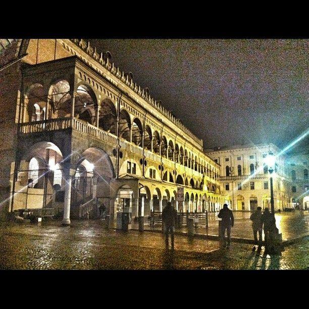 Piazza delle Erbe - Padova