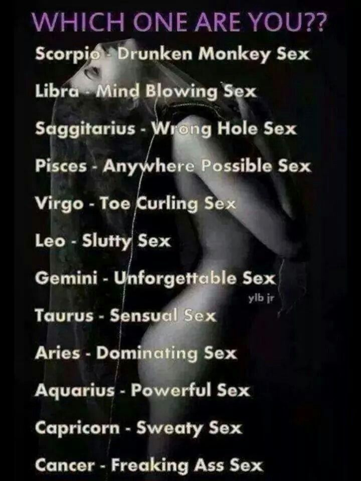 Compatibility female male sagittarius scorpio sexual