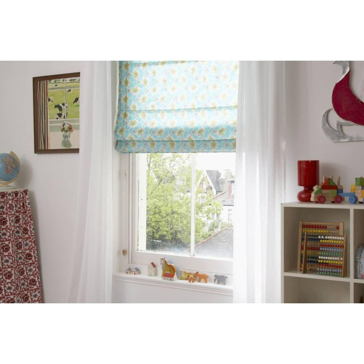 Free Pattern How To Make A Roman Blind | Hobbycraft | simple sewing ...