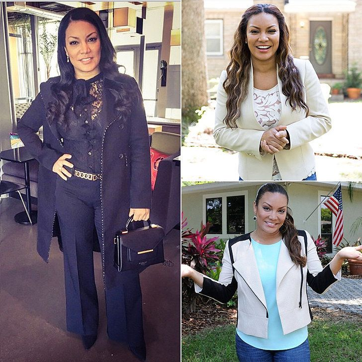 Egypt Sherrod Biography | POPSUGAR Home