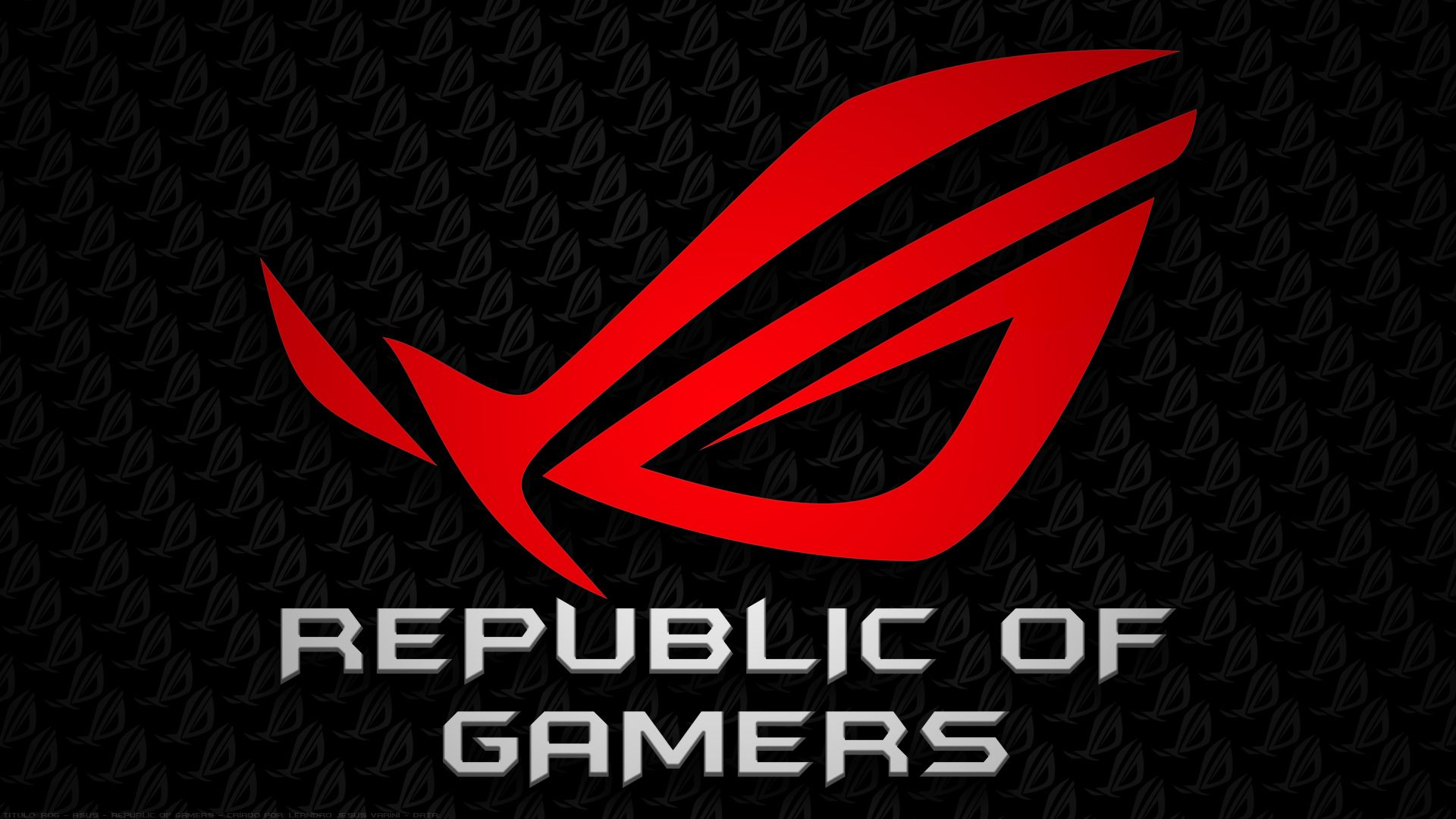The Republic Of Gamers Gamers In 2019 Pinterest Wallpaper
