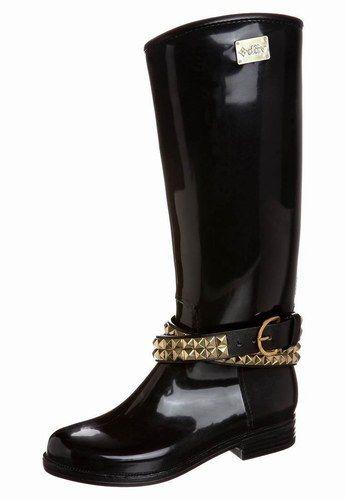 Botas de agua de Däv- cute rain boots!  supasistalatina  latina ... 8cc8e246b13dd
