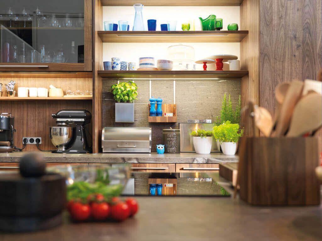 Moderne Kuche Fur Loft Wohnung Von Team 7 Schuller Kuchen Kuchenplanung Und Kuchen Planung