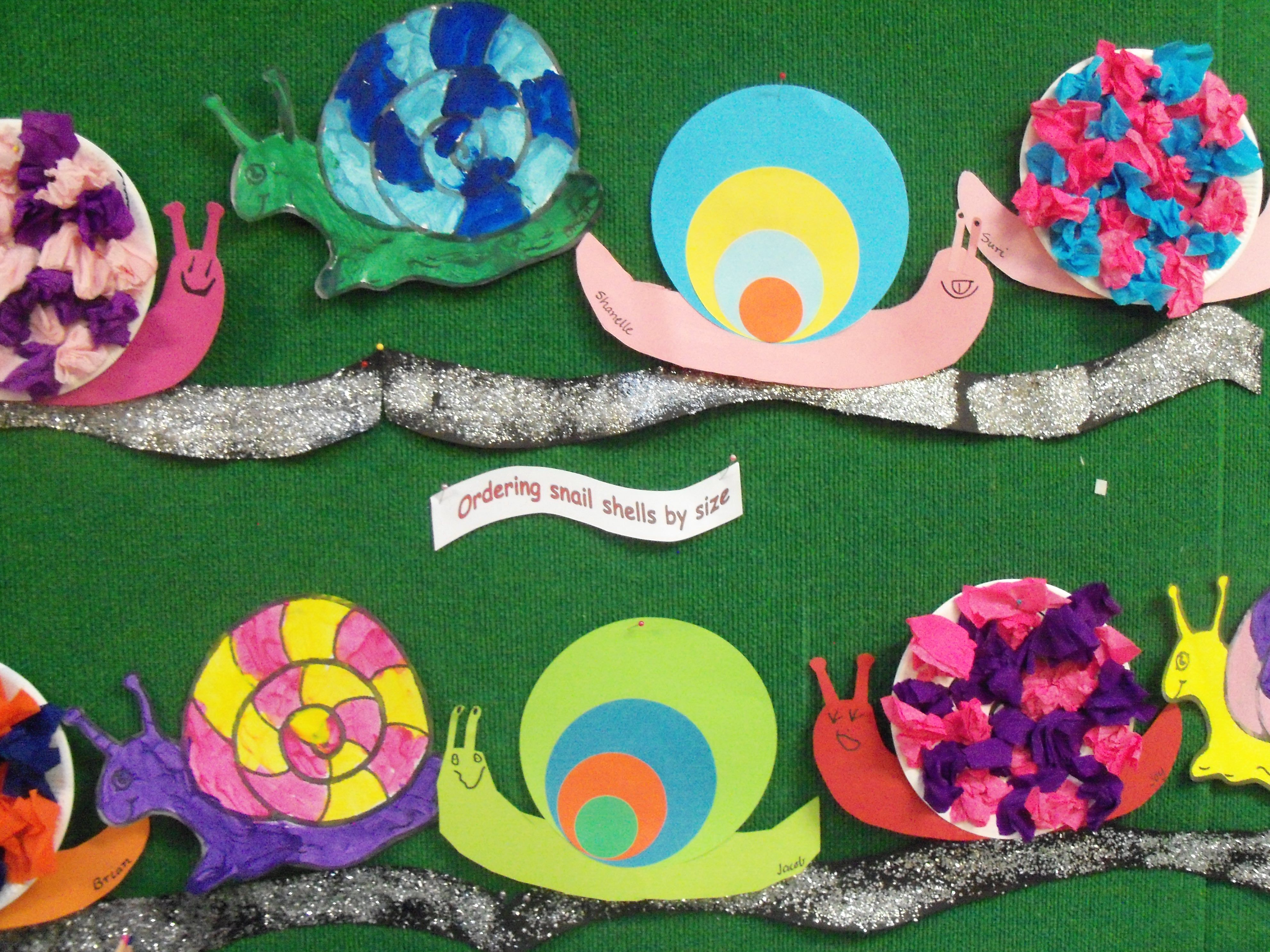 Snail Craft