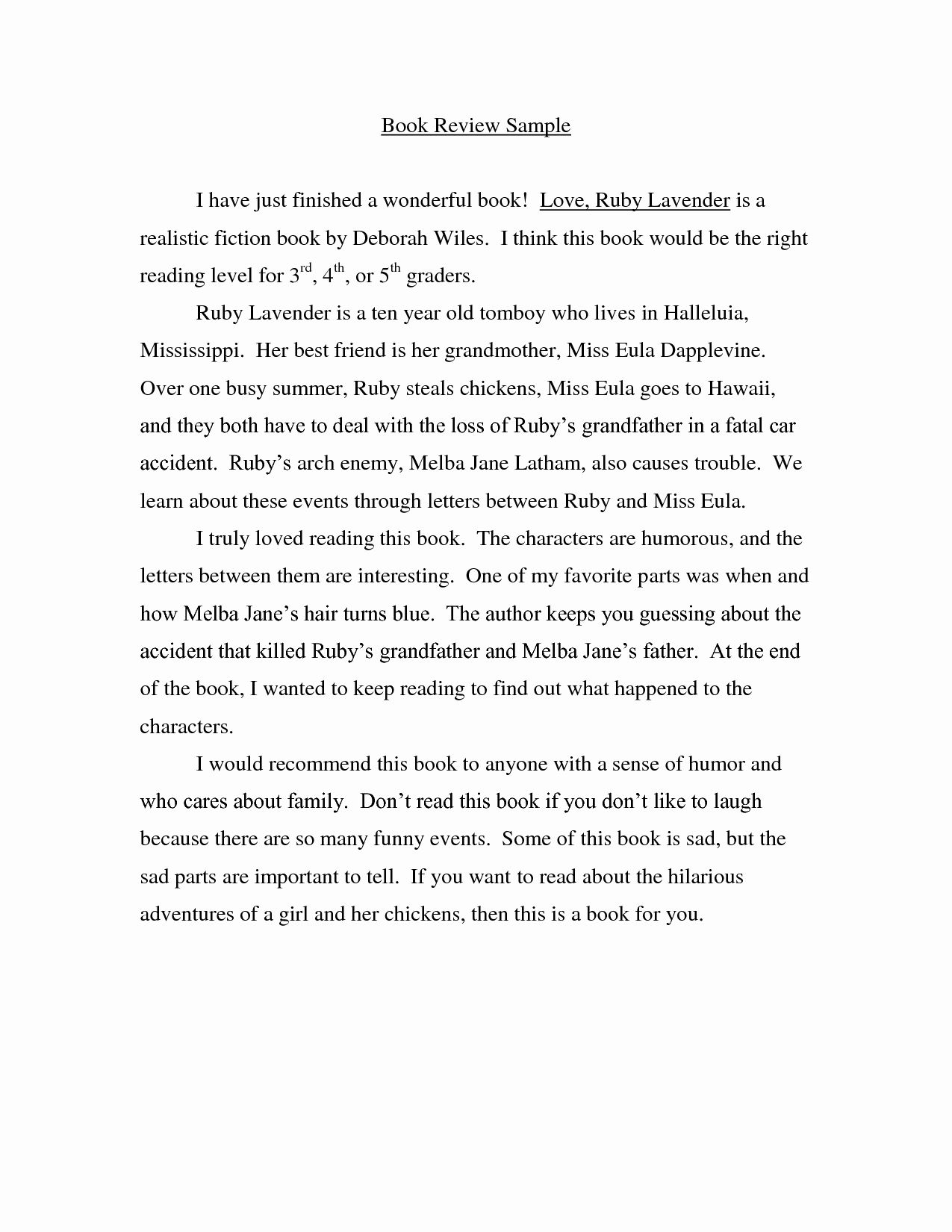 Book Analysi Format Sample Unique Writing A Critique Essay Millicent Roger Review Example Report Templates Of