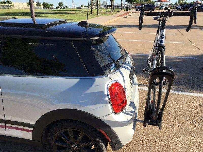 mini countryman rear bike rack