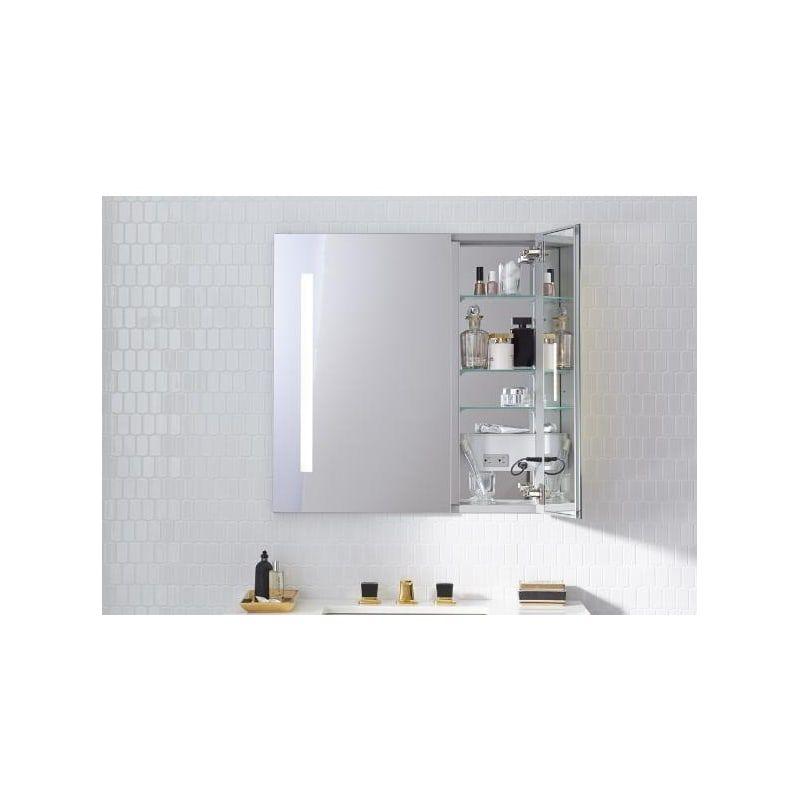 Robern Ac3030d4p2l Mirror Cabinets Medicine Cabinet Mirror