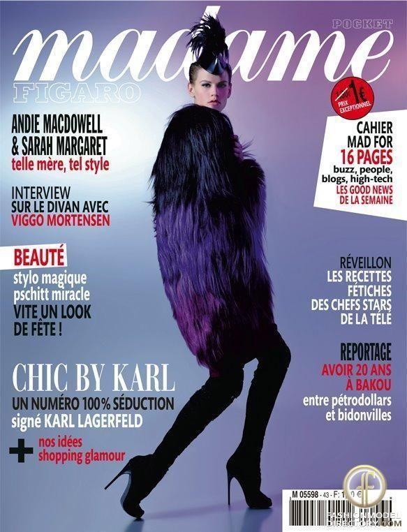 Madame Figaro December 2011
