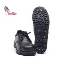 Noir 3 Trous 40 Ranger Chaussures Normal Tombe Knightsbridge De tq6wZFPnZW