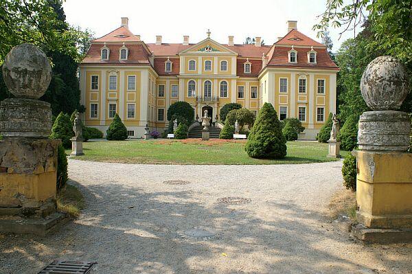 Tour 12 Westlich Von Bautzen Barockschloss Villen Schloss