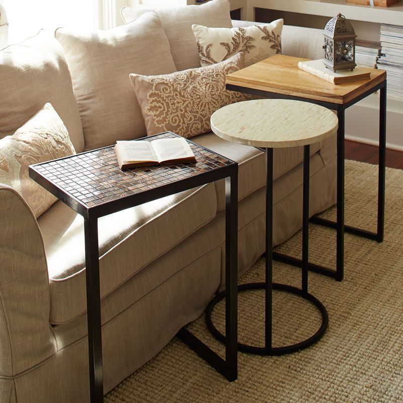 Cameron Mosaic C Table C Table Palette Furniture Sofa Side Table