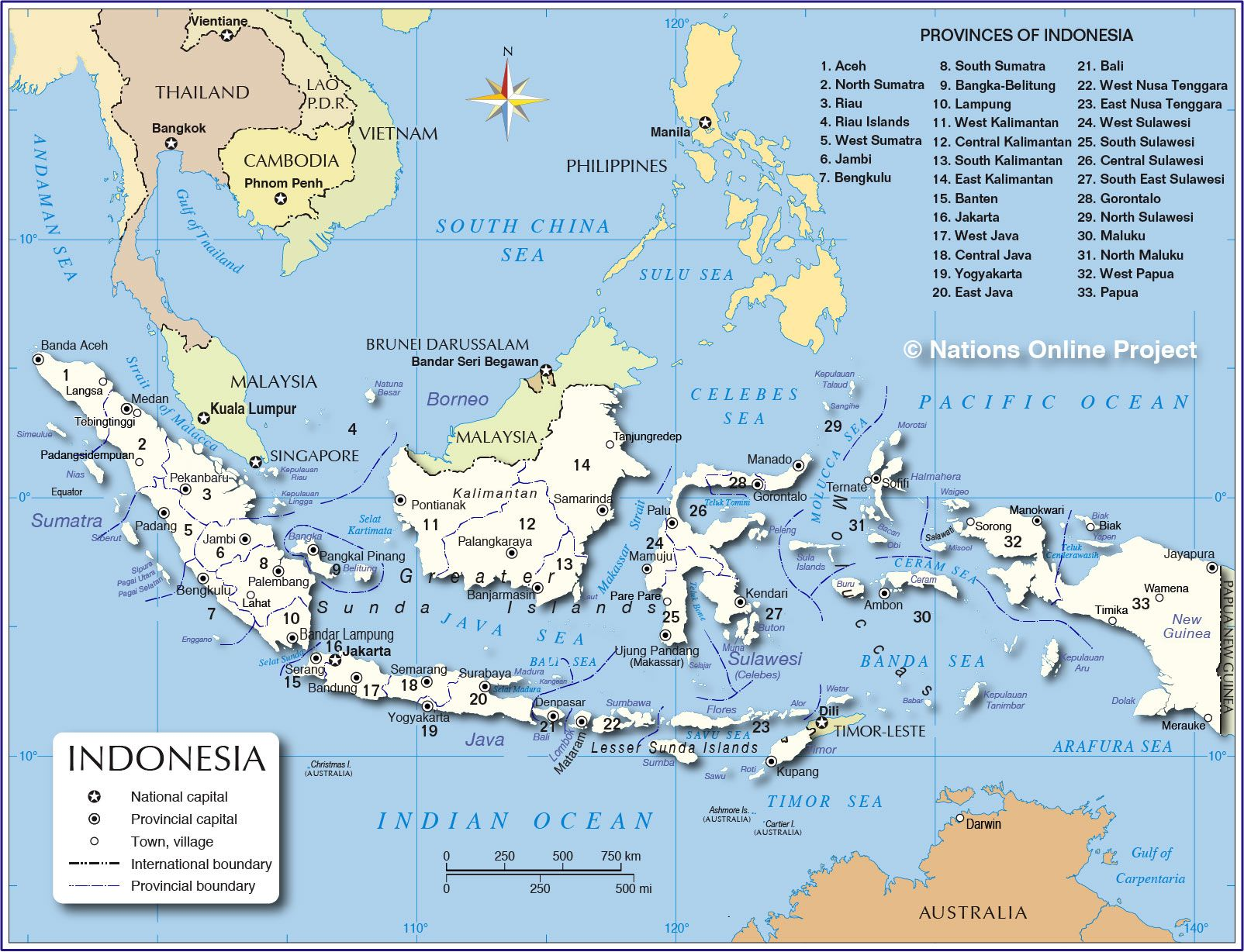 Map Of Asia Bali.Administrative Map Of Indonesia Places To Go In 2019 Indonesia