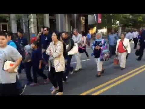 Full video: Watch the Eucharistic Procession