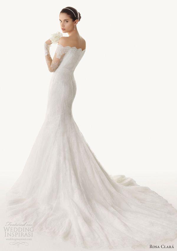 Fein Mermaid Wedding Gowns 2013 Zeitgenössisch - Brautkleider Ideen ...