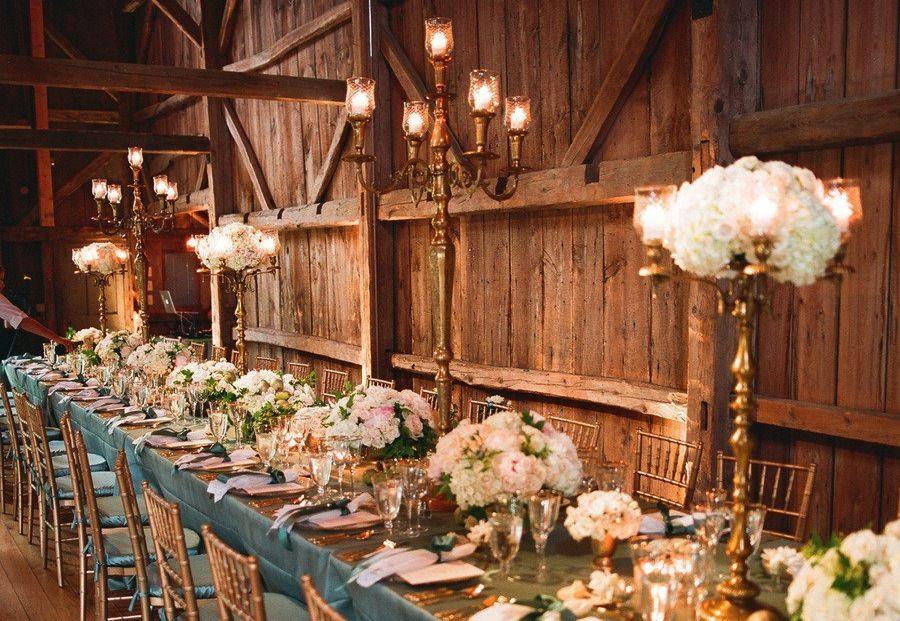 Rustic Wedding Reception Ideas Rustic Elegance Wedding