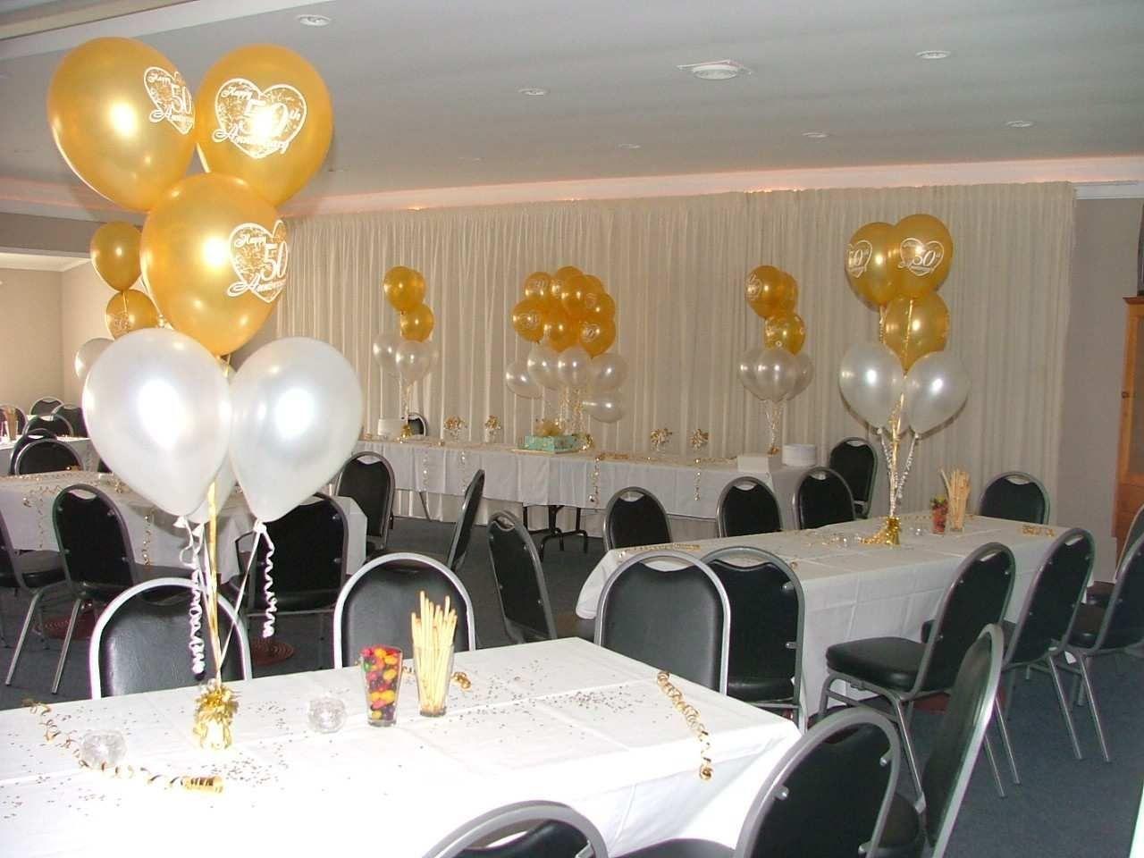 Table Decoration Ideas For 40th Wedding Anniversary On A Bu