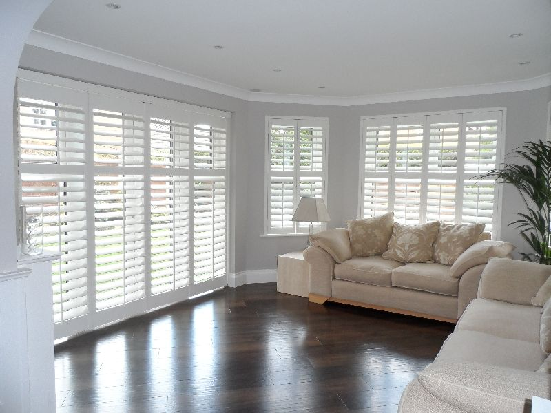 Orangery Plantation Shutters look Fab AND provide the highest