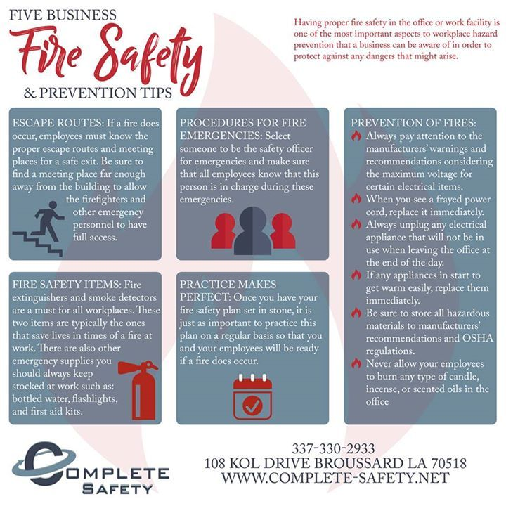 Workplace Safety: 5 tips for your business   ADPIA®
