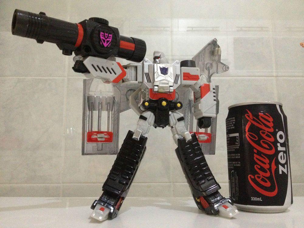 Transformers Henkei Classic Megatron Nerf Gun D-01 Takara Tomy No Box