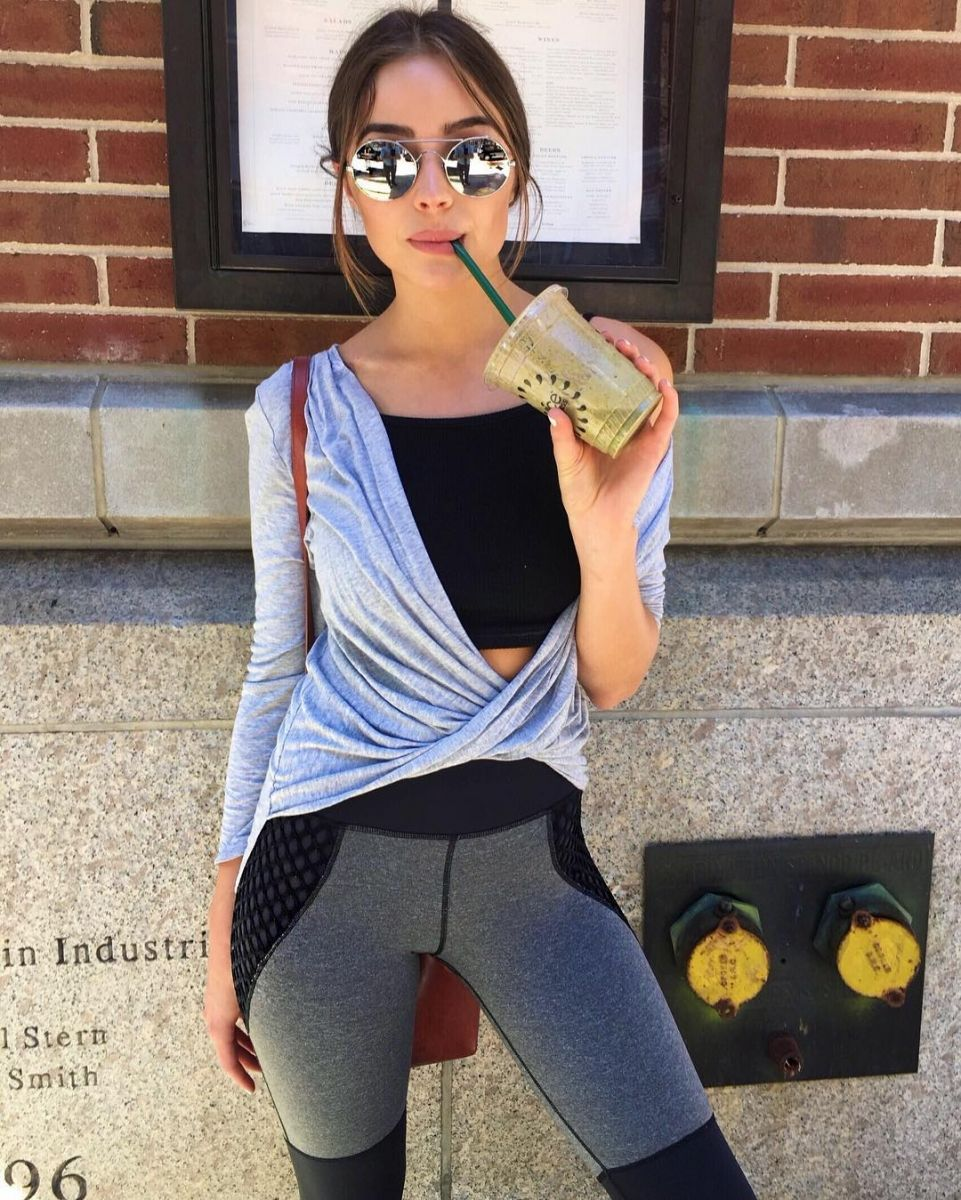 You Won't Believe Where Olivia Culpo Got Her Outfit From
