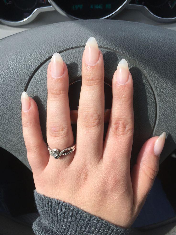 27 stylish short almond shaped nails design ideas short almond 27 stylish short almond shaped nails design ideas prinsesfo Choice Image