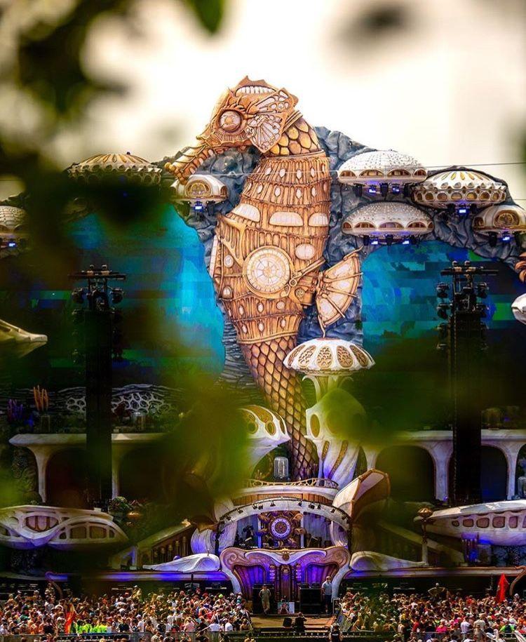 Tomorrowland Fotos de musica electronica, Festival