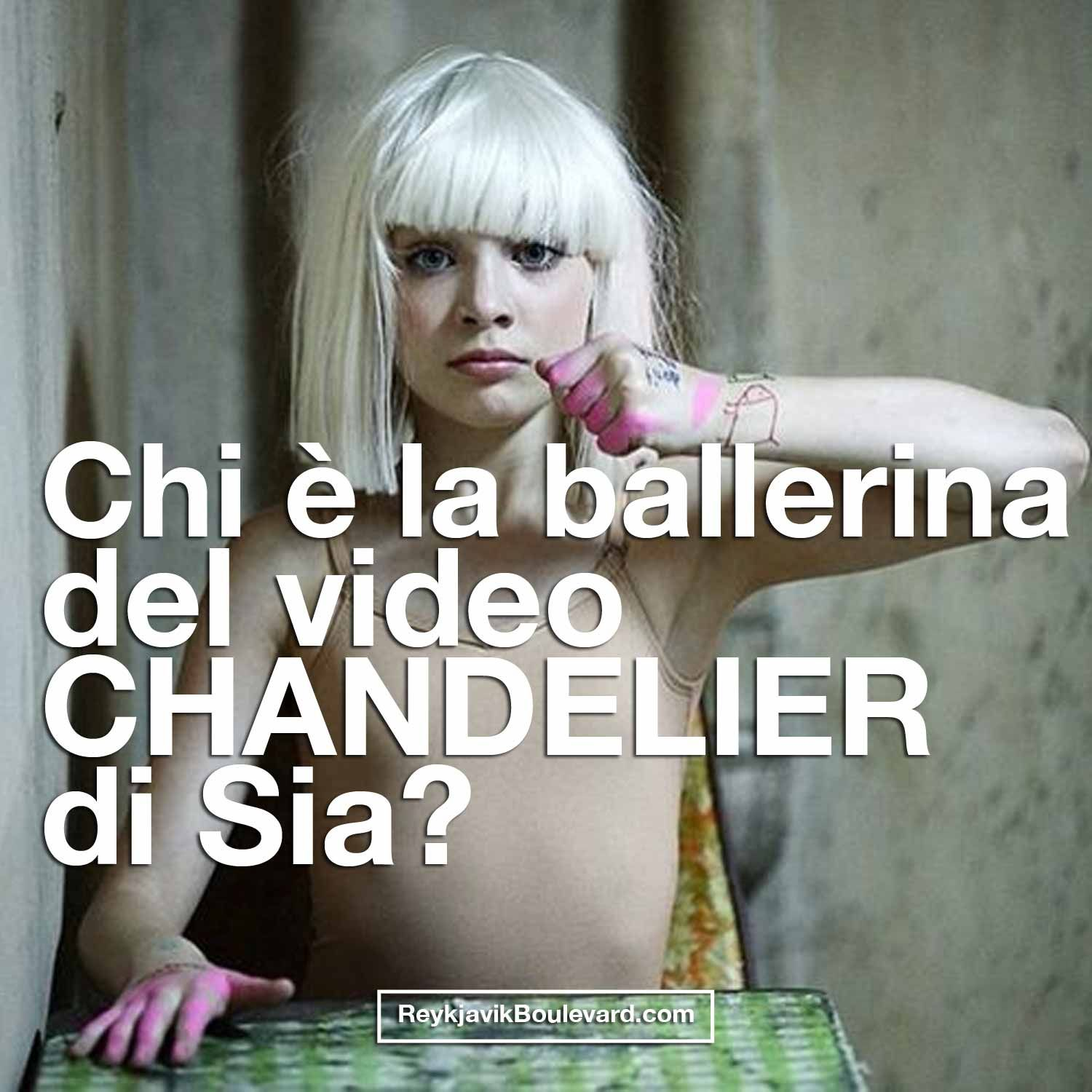 Sia chandelier video choreography by ryan heffington reykjavik sia chandelier video choreography by ryan heffington reykjavik boulevard pinterest chandelier video and dancing aloadofball Gallery