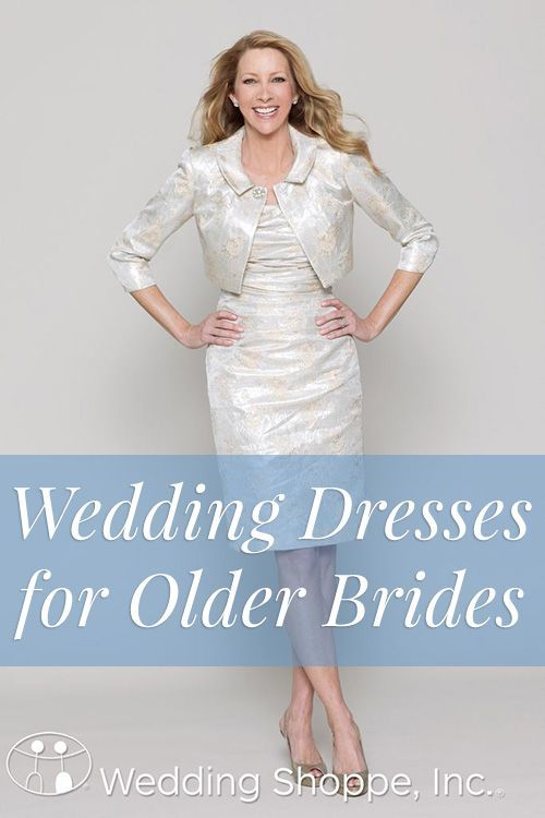 16 Wedding Dresses for Older Brides | Wedding dress, Wedding shoppe ...