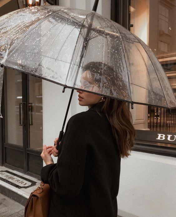 Que porter quand il pleut: regardez des idées – Avec quoi est-ce que je le porte?   – vogue