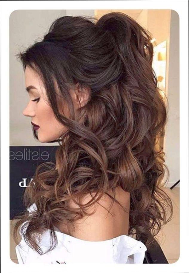 Explicación peinados años 20 pelo largo Galería de cortes de pelo Ideas - 17+ Peinados Para Xv Años 2019 Cabello Largo #peinados # ...