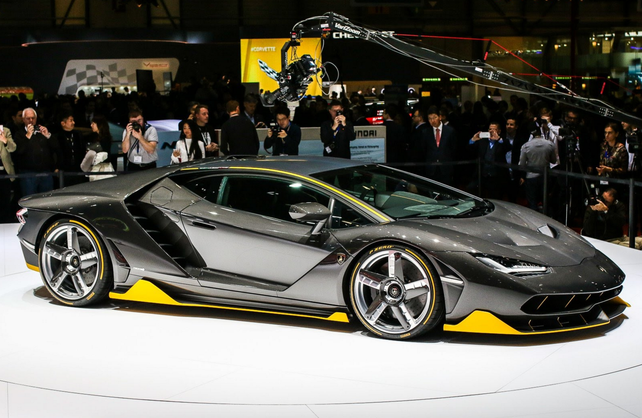 The 6 Most Exciting Cars To Debut At The 2016 Geneva Motor Show Lamborghini Centenario New Supercars New Sports Cars