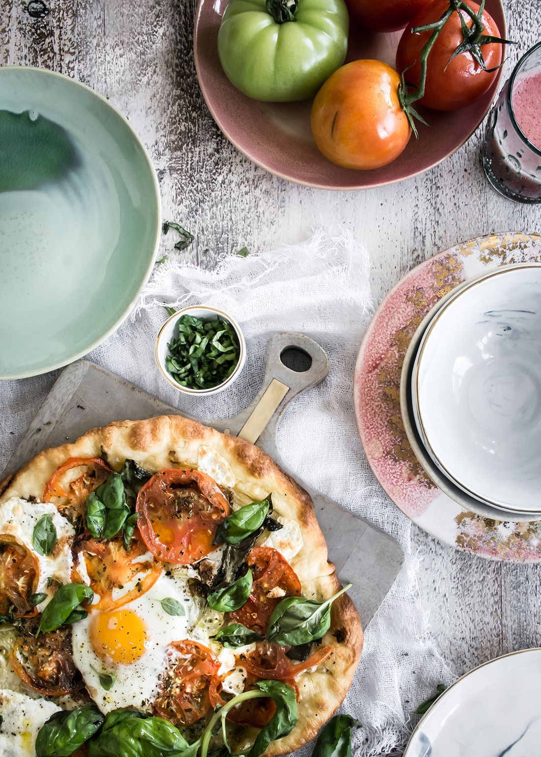 Rise & Shine: Breakfast Pizza Recipe