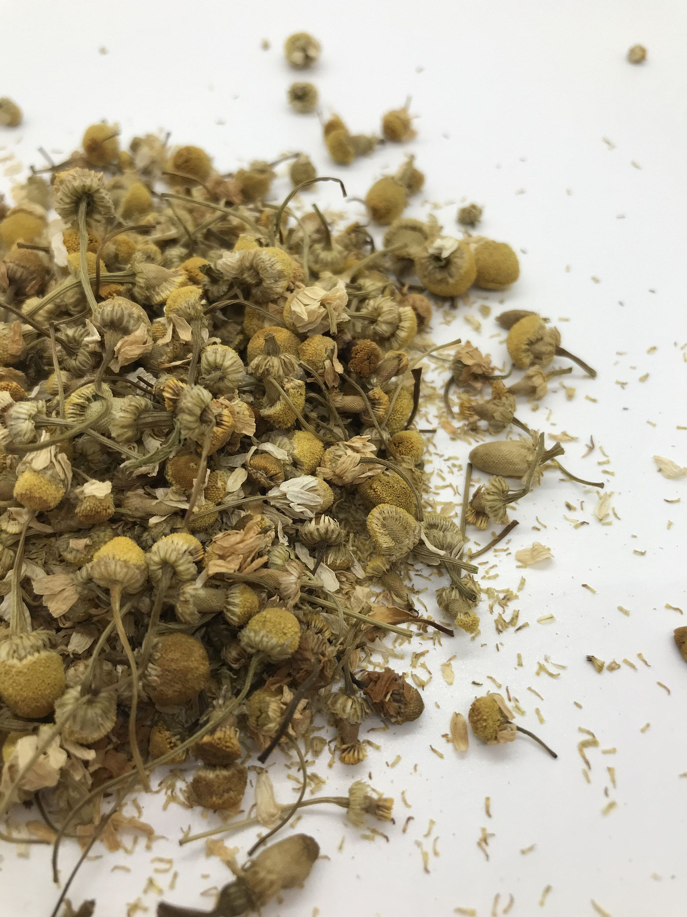 Excited to share this item from my shop Loose tea Egyptian chamomile herbal tea An awesome personalized gift