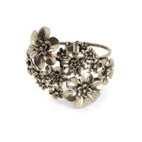 Bracelete Fiore Dark Gold