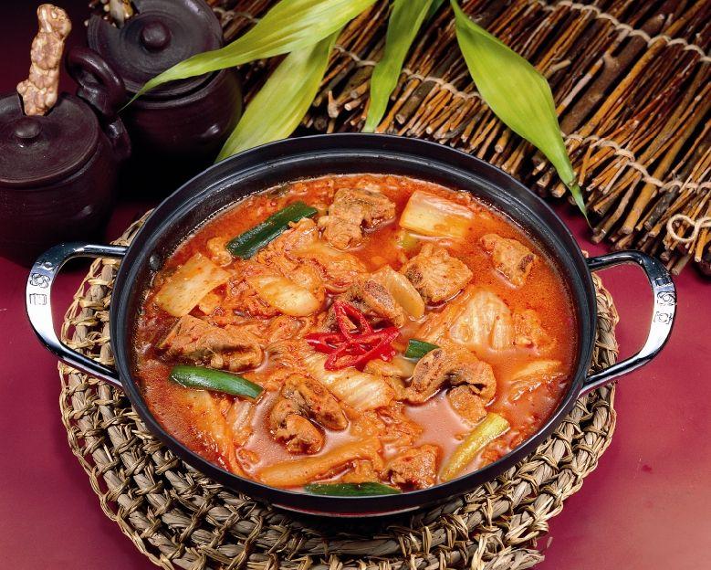 맛있는 음식: 한국음식