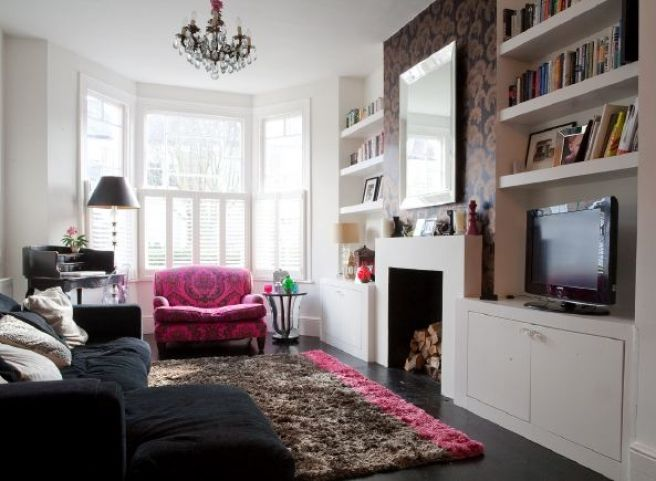 Shutters Victorian Living Room Living Dining Room Open Plan Living Room