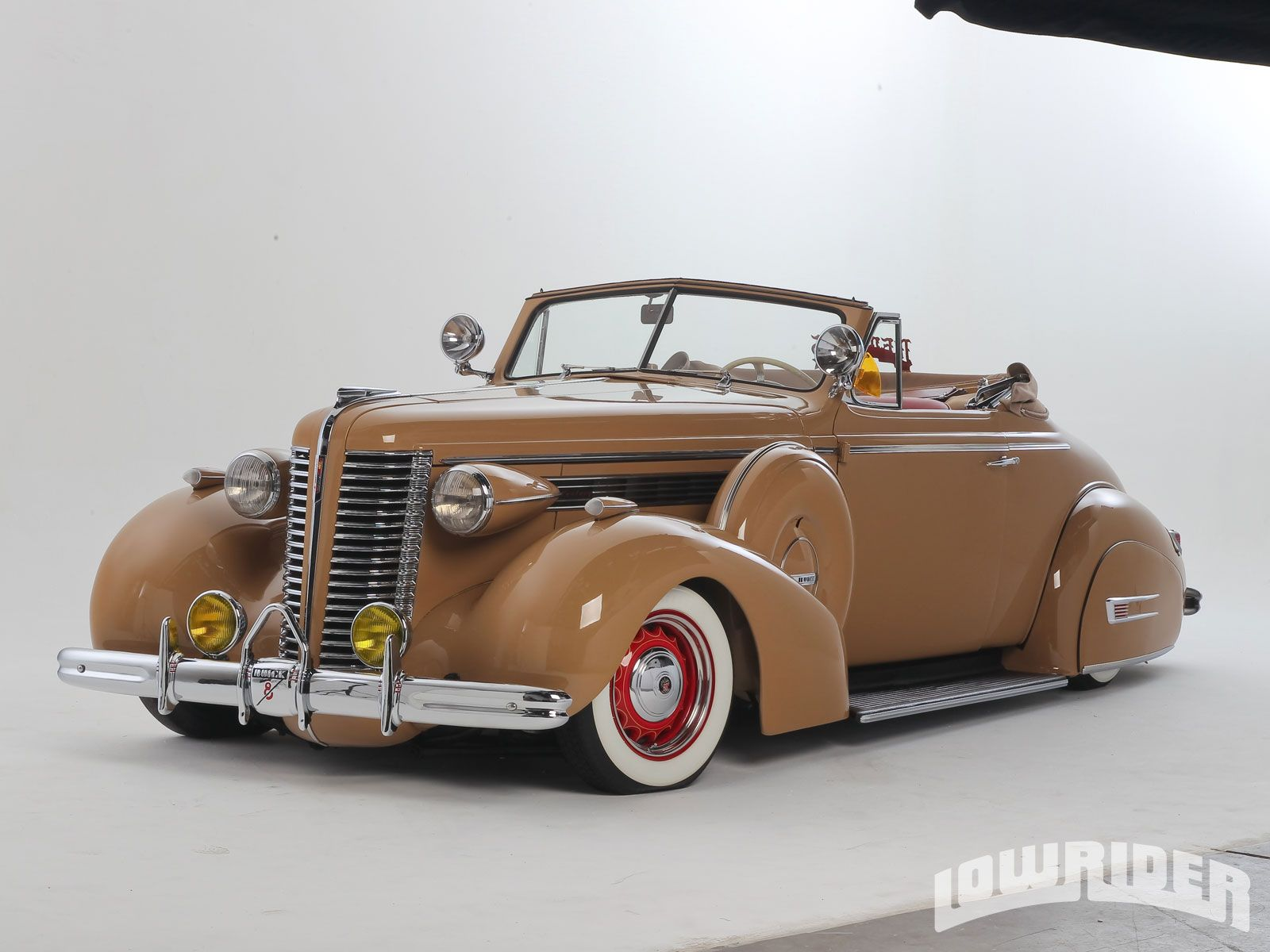 With This Special Project It Is Safe To Say That The Rare 1938 Buick