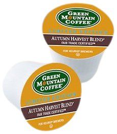 Green Mountain Coffee Autumn Harvest Blend for Keurig Brewers, 24-Count K-Cups * Review more details here : K Cups