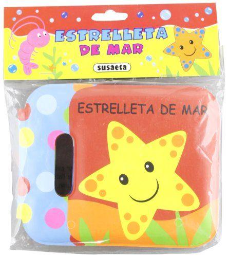 #bebe Estrelleta de mar (Pompetes)