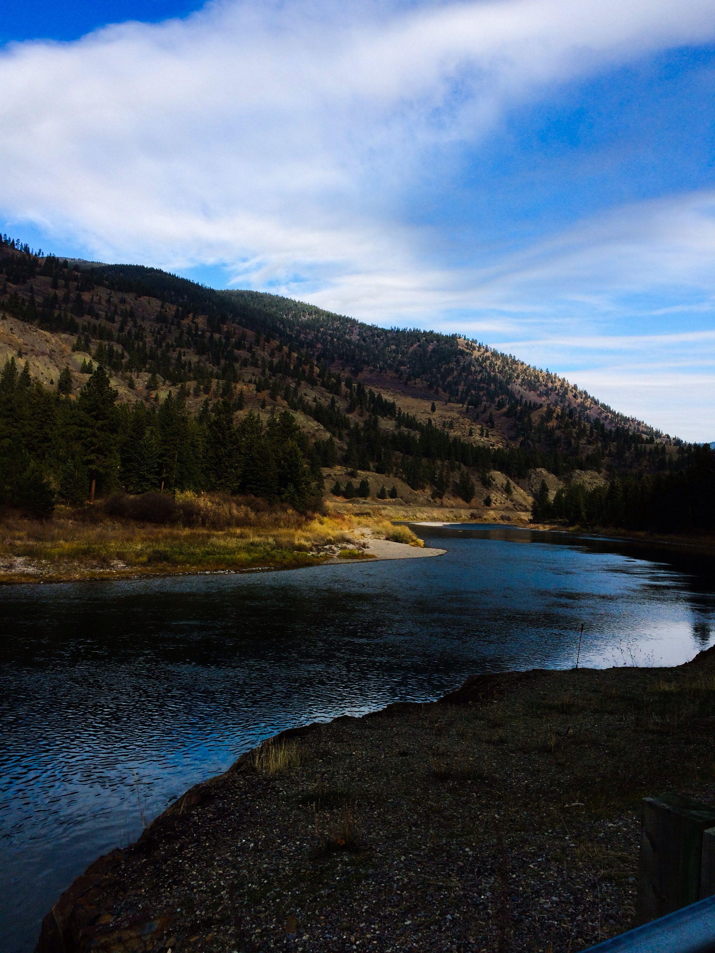 Privilegiado Partido Maestro  Nez Perce National Historic Trail, Oregon, Idaho, Wyoming and Montana - Clark  Fork River, Montana - The tribe left Yell…   Yellowstone park, Thompson  falls, Montana