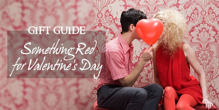 Gift guide something red for valentines day from lazada