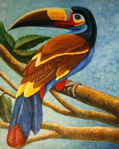 Pintura Al Oleo Para Principiantes Pintura Al Oleo Para Principiantes Pintura De Pajaros Arte De Aves