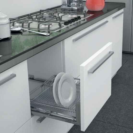 Resultado de imagen de escurreplatos fregadero cocina en - Fregadero cocina ikea ...
